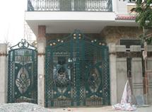 cổng sắt bh-10206