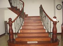 cầu thang sắt rèn bh-10163