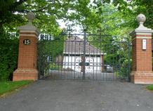 cổng biệt thự ws-10086