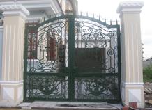 cửa cổng hàng rào bh-10124