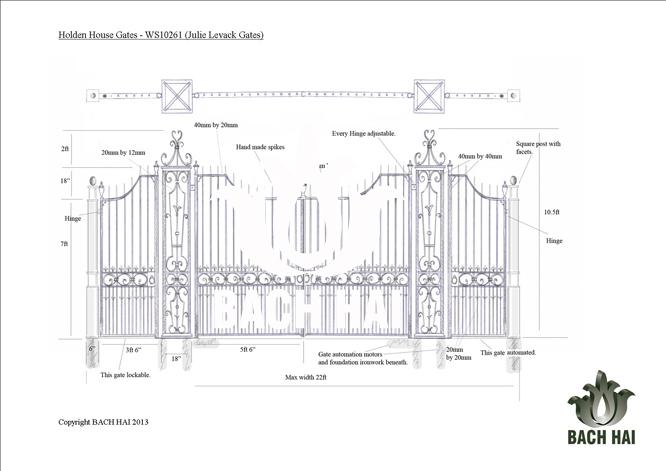 holden house gates - ws10261 (julie levack gates)