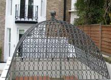 Khung sắt chống trộm cho nhà đẹp