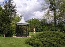 nhà chòi sân vườn nhỏ ws-10041