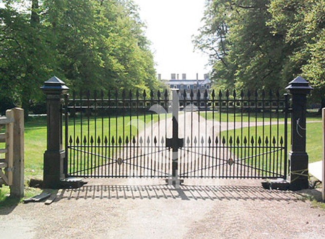 cổng sắt nghệ thuật ws-10468