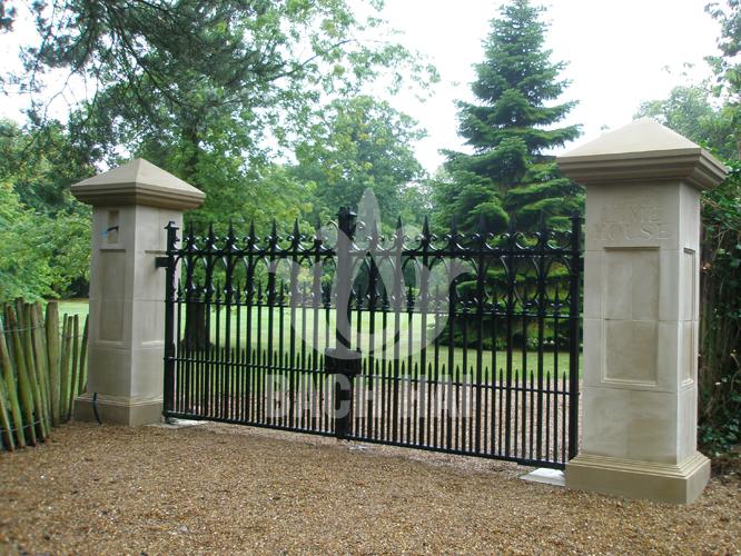 cổng biệt thự ws-10084